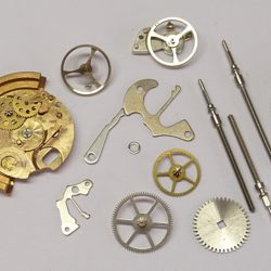 Spare Parts - Ersatzteile