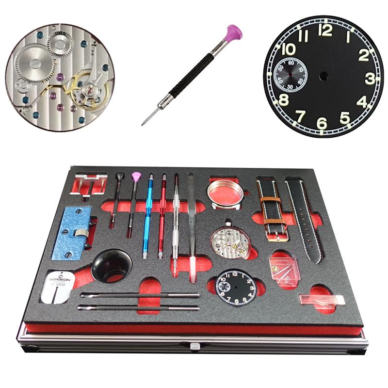 Uhrenbausätze - Watch Kits
