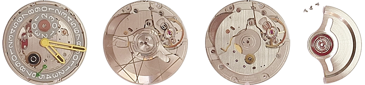 Watch movements – A passion